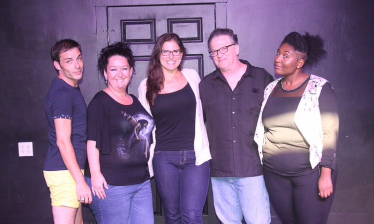 Scot Rose, Vanessa Mariposa Gibson, Renee Lo, Ernie Smith and Liz Barlow