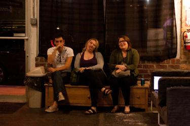 Scot Rose, Lauren Hurston, Jenifer Byrd