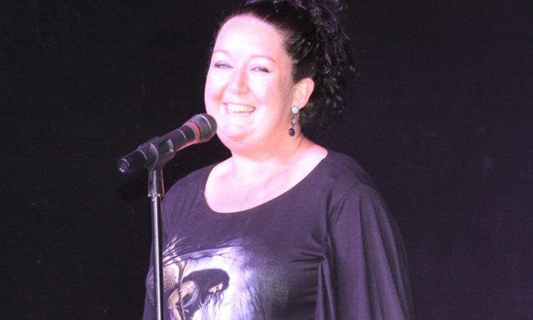 Vanessa Mariposa Gibson