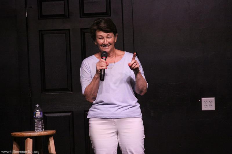 Susan Sussman.