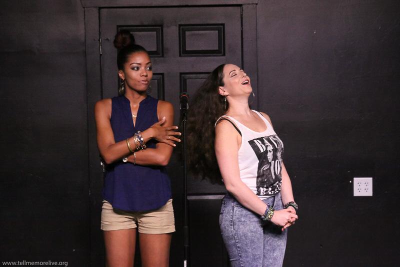 Neisha Himes and Stephanie Lask