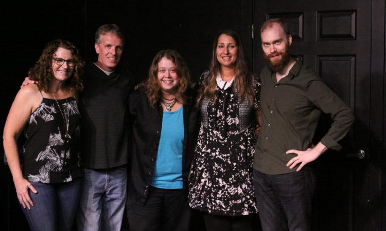 Melissa Baumann, Tommy Neeson, Ashley Hall, Harvest Bellante and Patrick C. Taylor