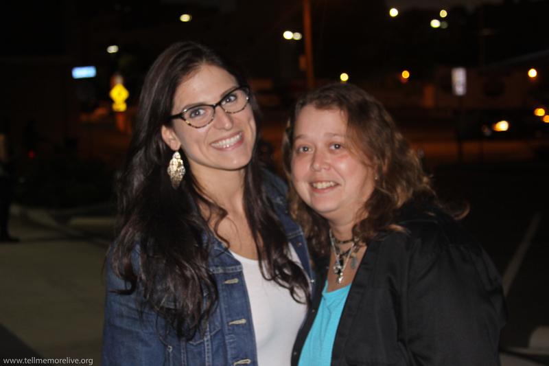 Renee LoSapio and Ashley Hall